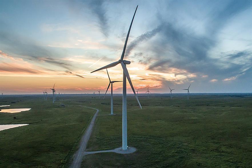 Tradewind Energy has a wind energy pipeline of around 7GW