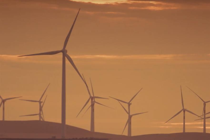 Engie's Trairi wind farm in Ceara, Brazil