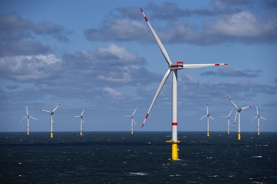 Trianel Windpark Borkum II was commissioned in June 2020