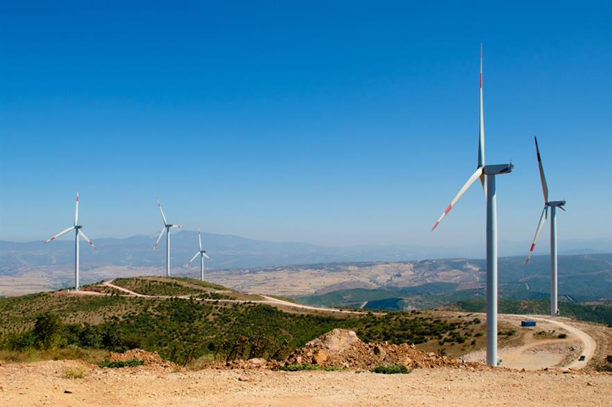 With this project, Nordex will have installed 1GW in Turkey