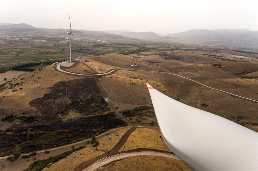Nordex has won contracts to install 215MW in Turkey this year