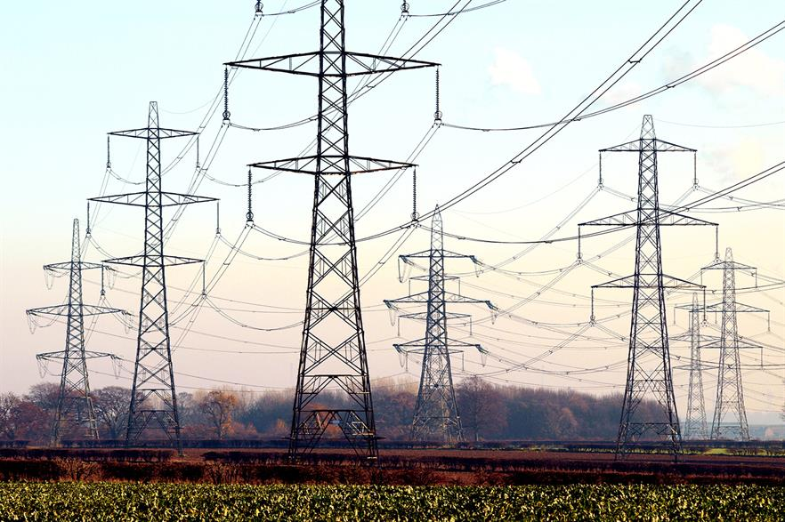 The majority of the UK's electricity now comes from low-carbon sources, according to National Grid (pic: Geograph.org.uk)