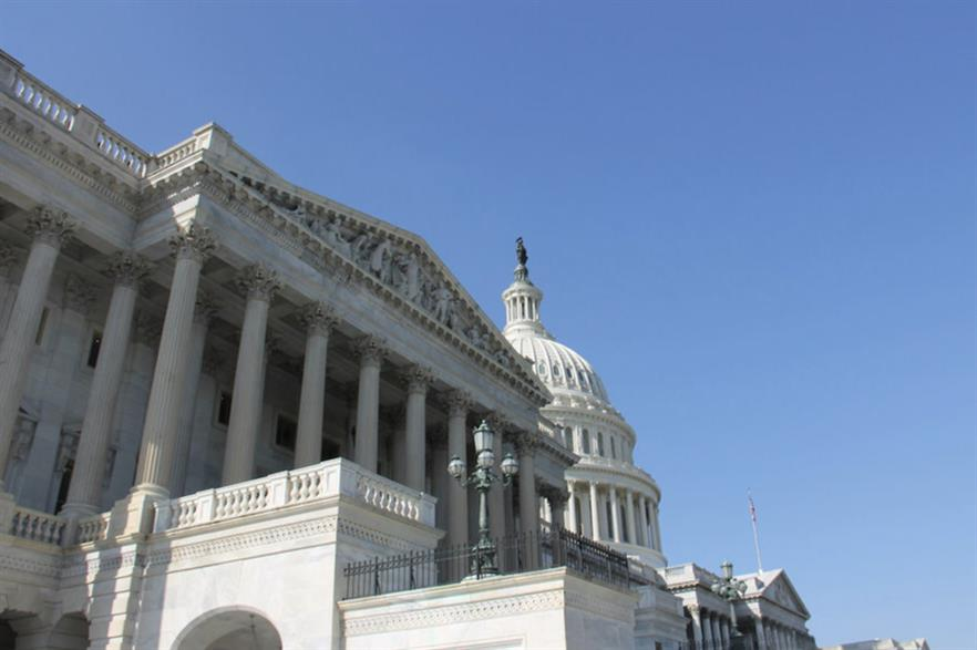 The US House of Representatives and Capitol Dome (pic credit: Architect of the Capitol)