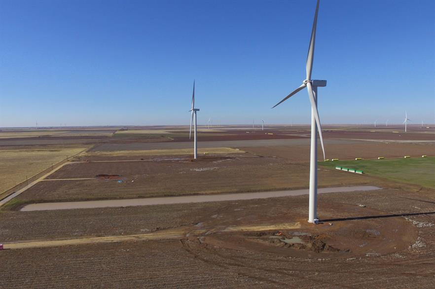 US installation figures could match 2015 levels, as developers rush to capture the PTC support (pic: Apex Clean Energy)