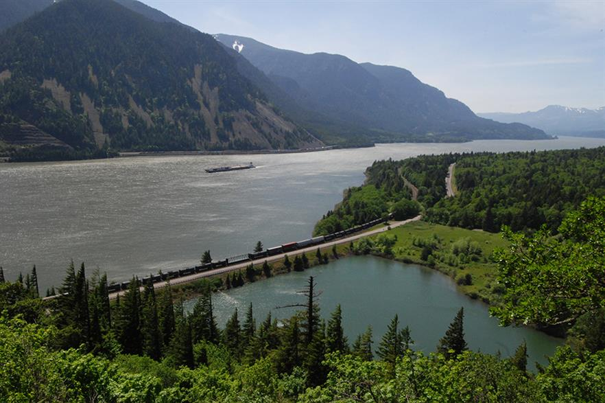 The project will analyse data from the Columbia River Gorge region, Oregon