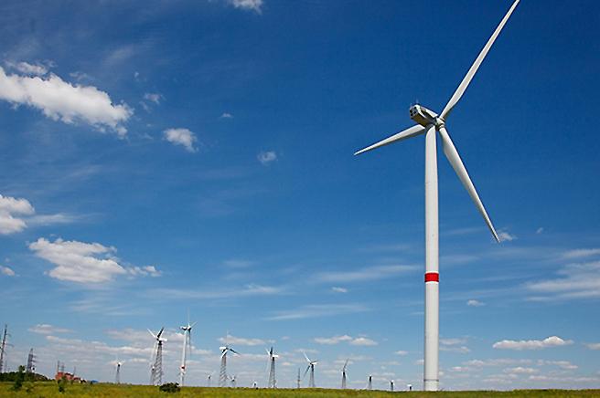 Ukraine has just under 600MW of wind capacity installed, according to Windpower Intelligence data
