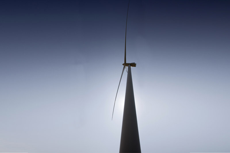 Vestas turbines will become the tallest installed in China