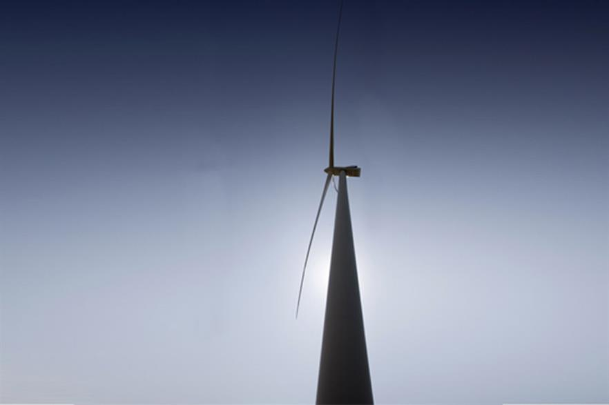 The V110-2.0MW turbines are due to be delivered and the project commissioned in the first half of 2018