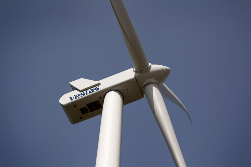 Vestas V110-2MW turbine was a popular choice in the US at the end of 2016