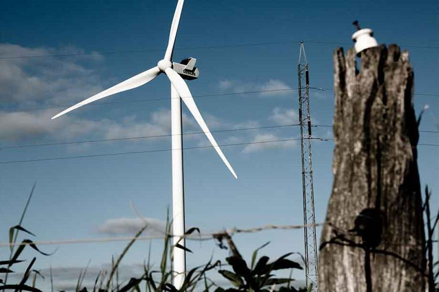 Vestas's V112 specified for 76MW repowering project in northern Germany