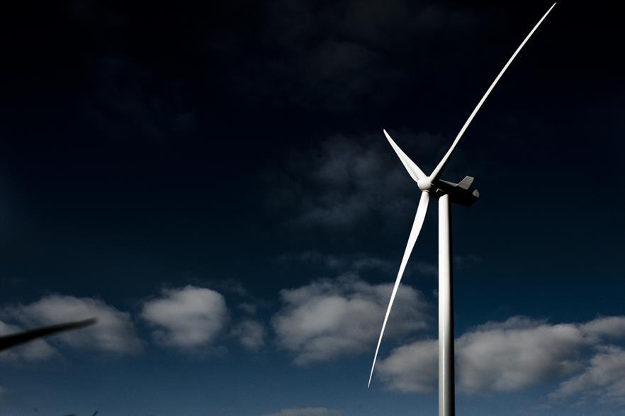 Vestas will supply 15 V112 3.3MW turbines to the Larimar project