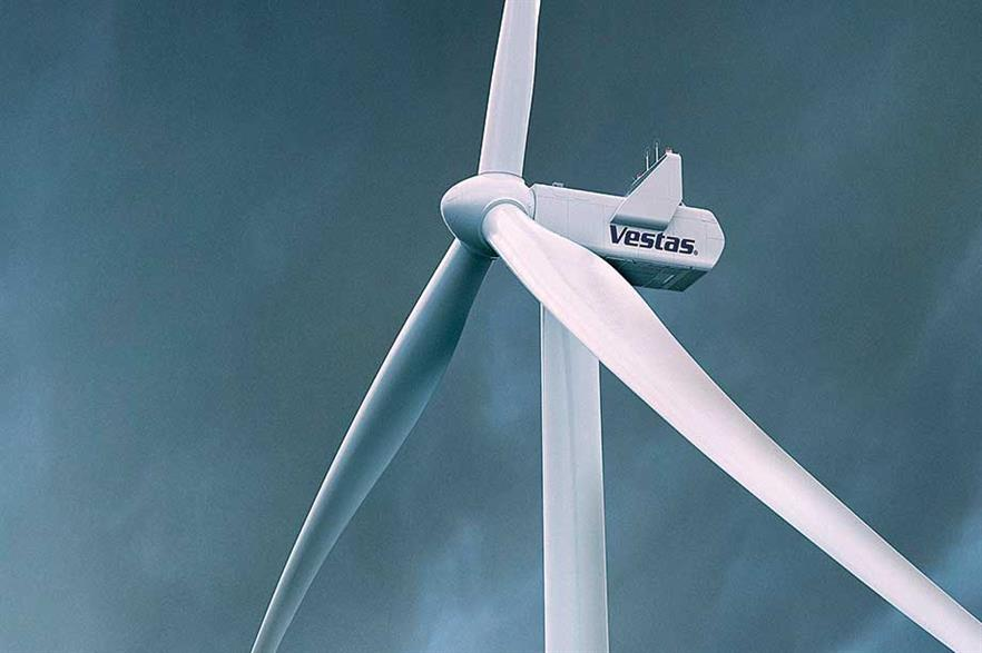 V150-4.2MW… Evolutionary development of large onshore turbine was helped by Vestas' in-house production of critical control-system elements