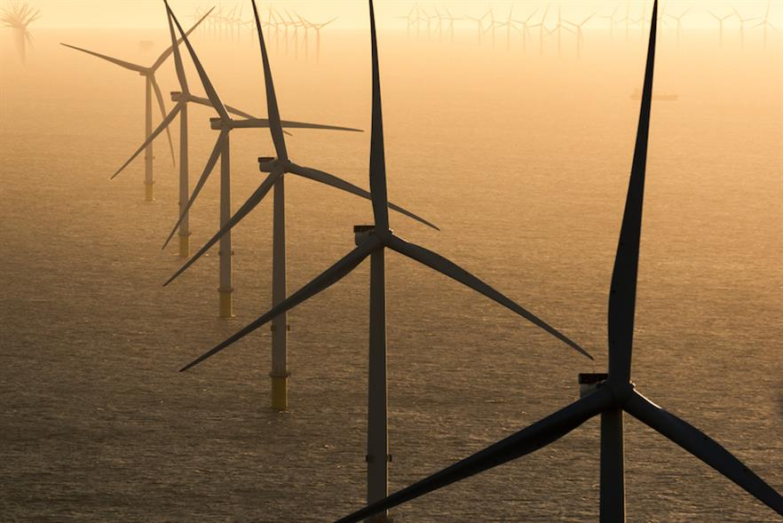 Denmark plans to run a contract for differences-style tender for its offshore wind projects (pic credit: Vestas)