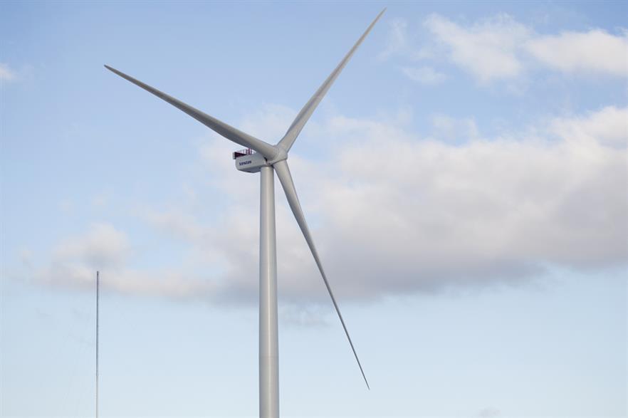 MHI Vestas will build a second prototype of the V164 8MW turbine
