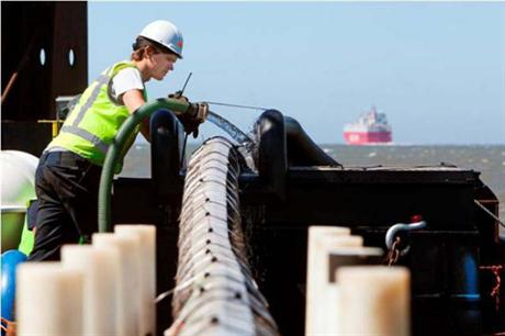 VSMC will begin work on the cables in August 2015