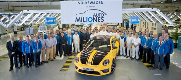 Gamesa 114-2MW turbines will power Volkswagen plant in Puebla, Mexico