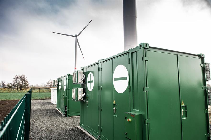 Battery storage can help manage the grid as it carries more variable renewable power (pic: Vattenfall)