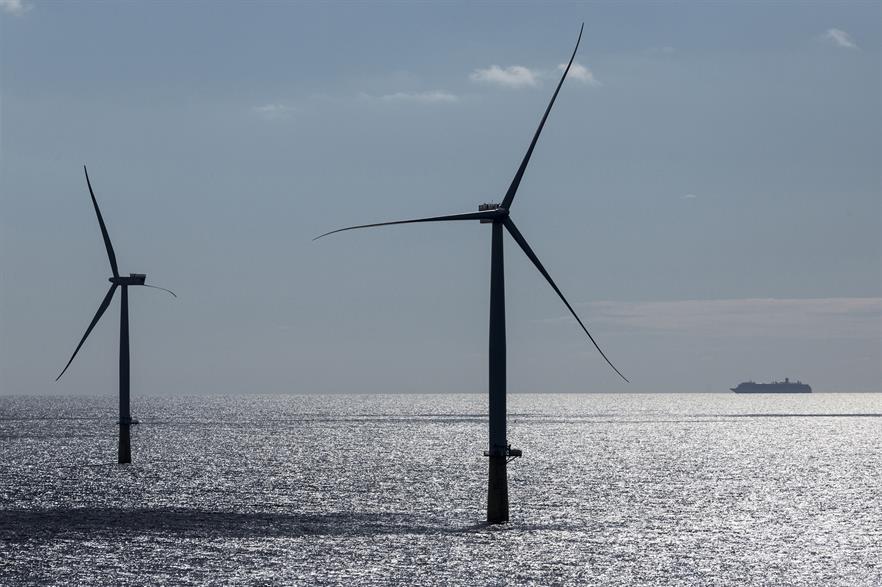 Vattenfall's 288MW DanTysk offshore project helped in the increase of generation