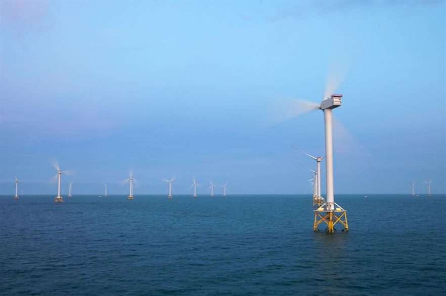 Vattenfall's 150MW Ormonde site was completed in 2012 using Senvion 5MWs