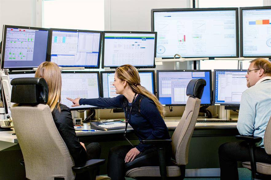 Intraday trading at the required speed is only possible on wholesale electricity exchanges such as operated by EPEX Spot or Nordpool (pic: Vattenfall)