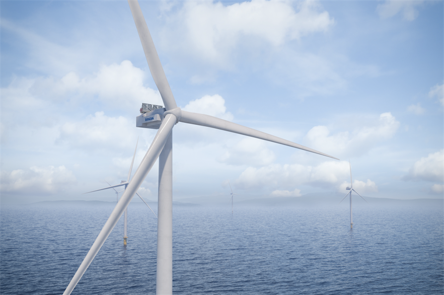 Vestas optimised design synergies from existing turbines, such as its 9MW offshore model and its onshore EnVentus platform to produce the 15MW turbine