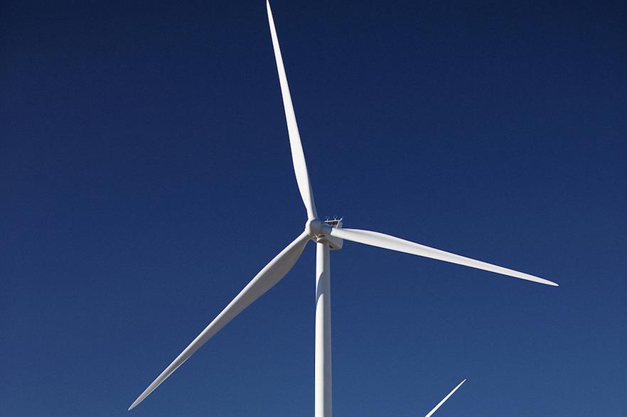 The Guajira I wind farm will feature ten of Vestas' V100-2.0MW turbines