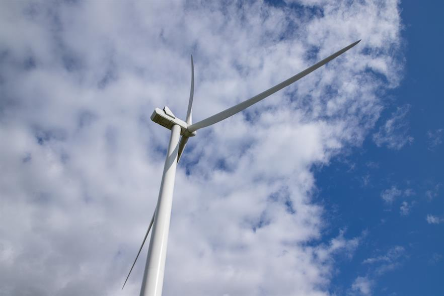Moody's highlighted Vestas' leading position in onshore wind turbine manufacturing in justifying its rating