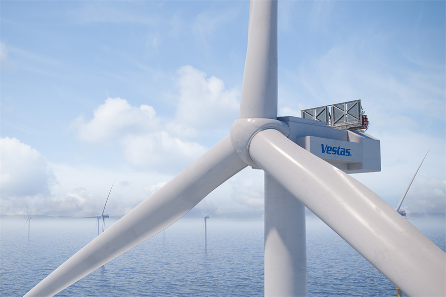 Vestas announced its V236-15.0MW turbine in February of this year, with a 236-metre rotor and 15MW power rating