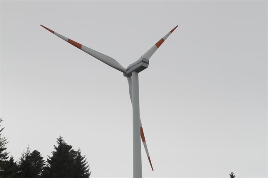Researchers carried out their study on six Vestas V80 turbines in October 2018