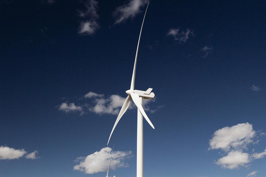 Vestas' V100 turbine will be installed at the EDF Renewable Energy project in Oklahoma