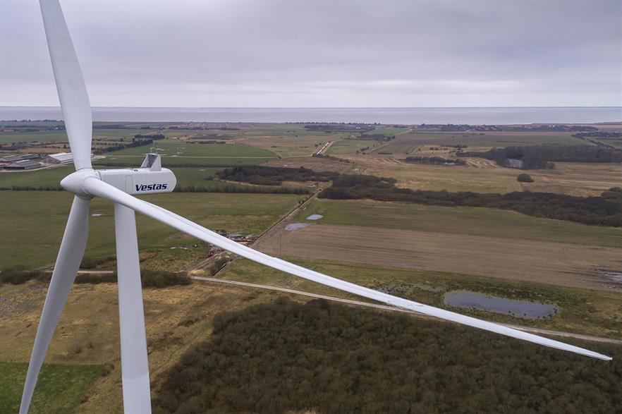 Vestas saw revenues fall 3.5% year-on-year across the first six months of 2018