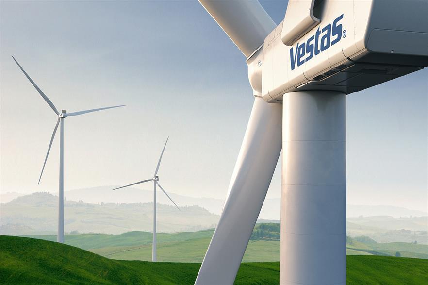 Vestas unveiled the V150-4.2MW turbine in June 2017