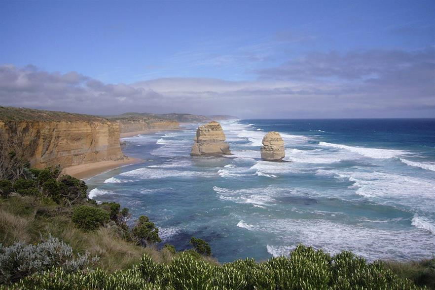 The Star of the South project is to be built off the Victorian coast (above) - (pic credit: Alpapad)