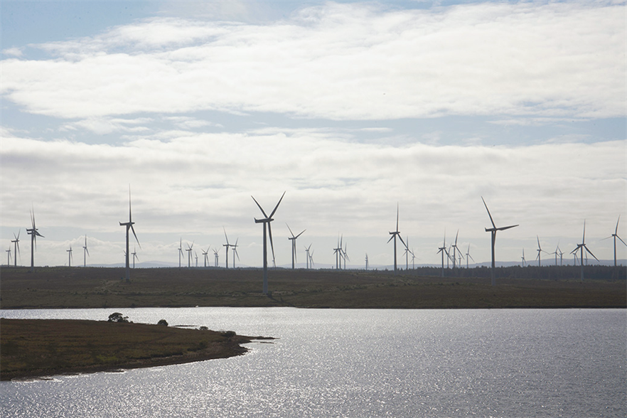 RenewableUK said most future UK onshore wind projects would be sited in Scotland and Wales (pic: ScottishPower)