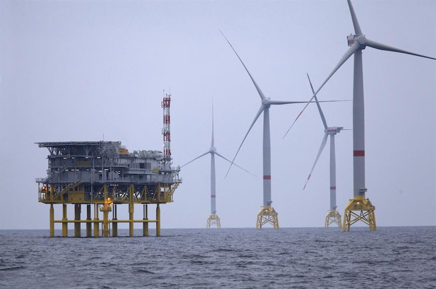 Construction of Iberdrola's 350MW Wikinger site in the German Baltic Sea was completed in 2017