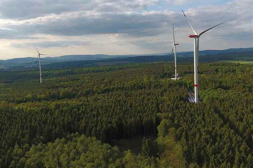 Know-how… Independent developers have considerable expertise in the planning and construction of wind projects (pic:PNE)