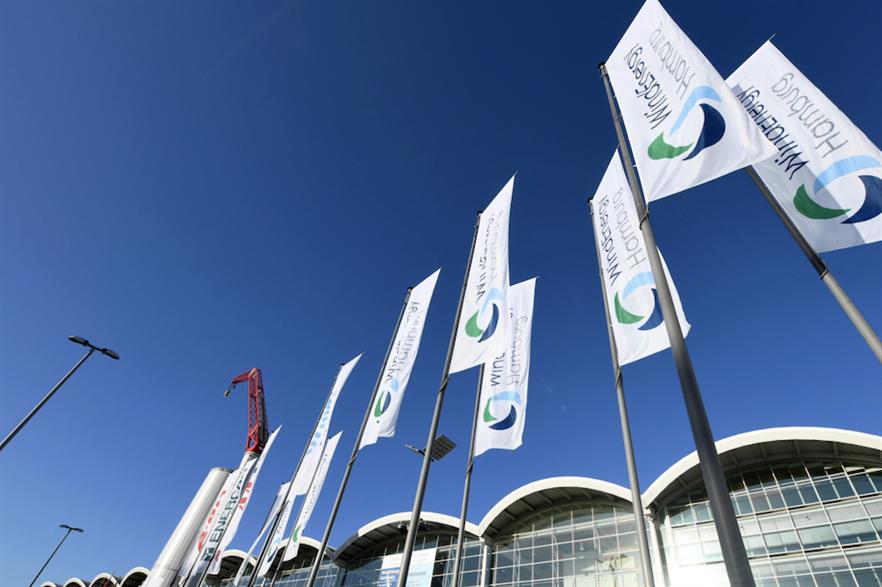 WindEnergy Hamburg will not be held physically at the Hamburg exhibition campus this year