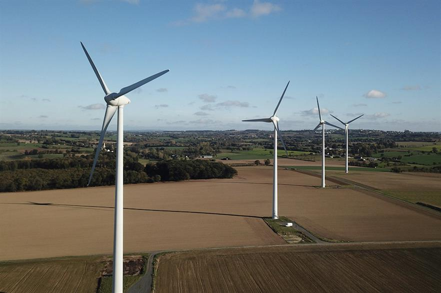 WindEurope warned current installation rates are not enough to meet the EU's renewable energy target of 32% by 2030