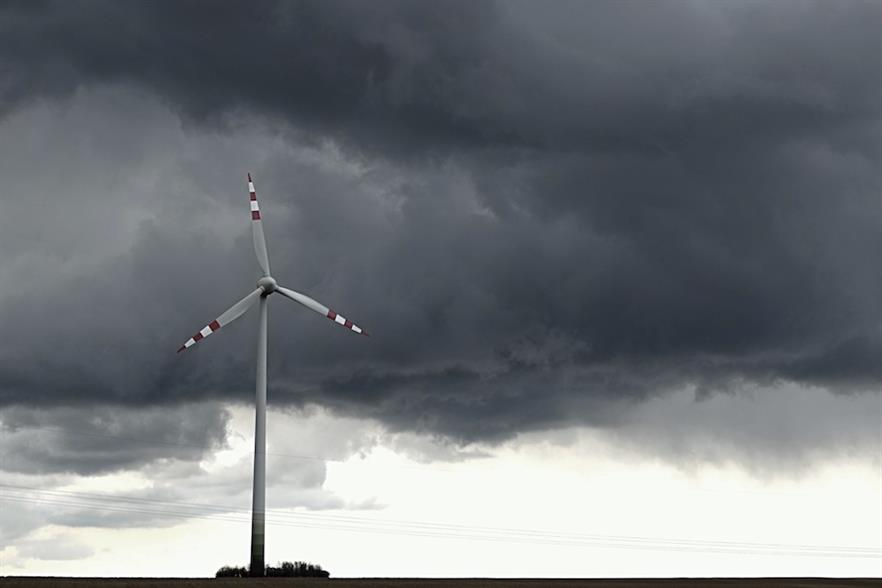 Impact with raindrops can degrade blades' aerodynamic performance and influence energy generation, DNV GL explained