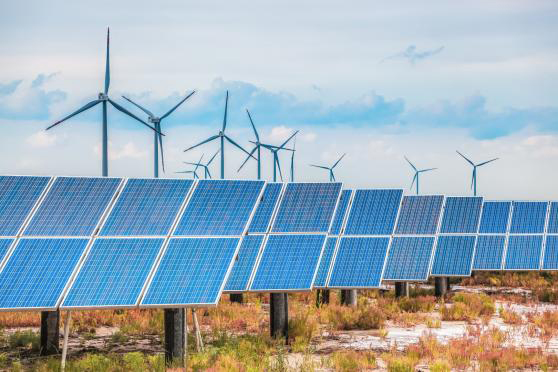 Solar-wind-storage projects could be used in emerging markets
