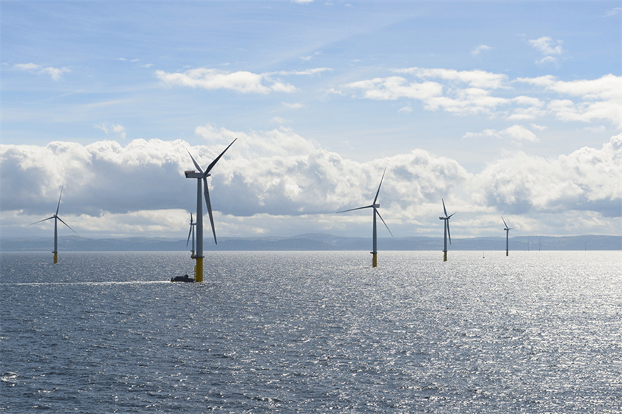 The fund has already invested in a 10% stake in the Gwynt y Môr offsore wind farm (pic: RWE Renewables)