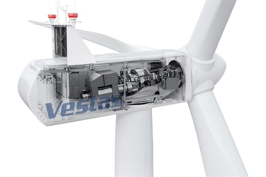 Vestas' new V116 and V120 2MW turbines are its fifth upgrade on the platform