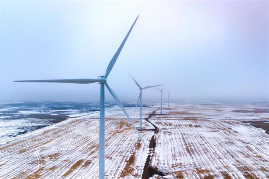 The utility plans to install the majority of its new Colorado wind projects in the northern and eastern parts of the state (pic credit: Xcel Energy Colorado)