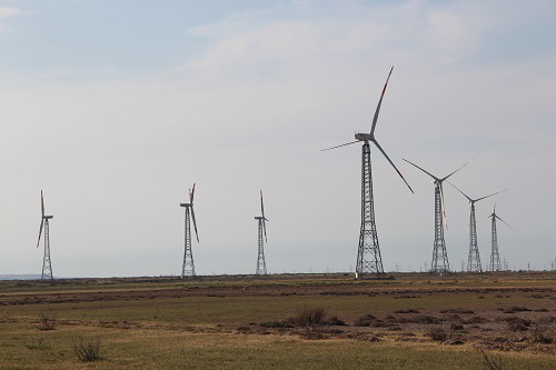 The Yeni Yashma project in Azerbaijan is set to be expanded (pic: Wind to Energy GmbH)
