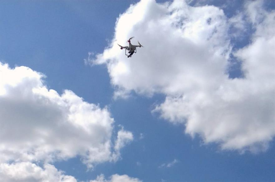ZX will present the results of the drone-lidar tests at a conference in the summer
