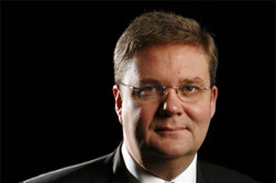 New Vestas CEO Anders Runevad (Pic: Sony Ericsson)