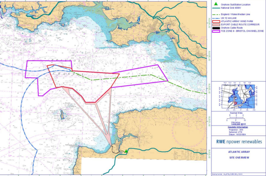 RWE has dropped its plans for Atlantic Array