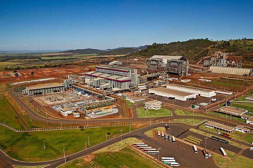 Output from the three projects will account for 30% of all the energy consumed at its Brazilian plants, Anglo American stated