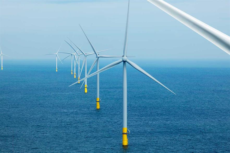 The 752MW Borssele 1 & 2 is the Netherland's biggest offshore wind project