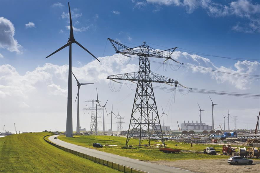 A doubling in electricity demand, changing load patterns from electric heating and vehicles and a shift in how that power is generated, will require a substantial change in transmission and distribution systems worldwide (pic: Tennet)